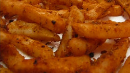 Betty's Seasoned Hot and Spicy French Fries
