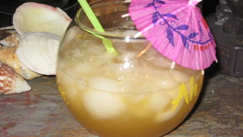 Classic Navy Grog Cocktail