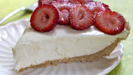 Easy No Bake Cheesecake-Childhood Favorite