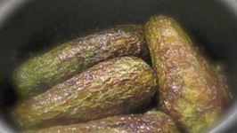 Meat Stuffed Zucchini