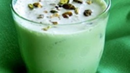 Homemade Mint Patty Smoothie