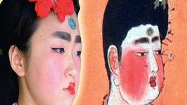 Tang Dynasty Vintage Make Up