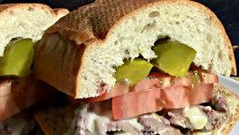 Brazilian Sandwich - Bauru