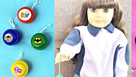 How to make mini Yo-Yos for yourself or your 18