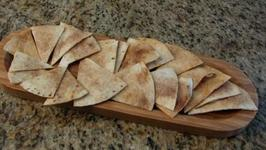 Cinnamon-Sugar Tortilla Chips