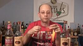 Feisty Firecracker Cocktail