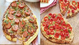 Wegmans Grilled Naan Pizza 2 Ways