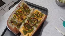 Kids Can Make Sub Sandwich