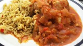 Cook Along Chicken Balti