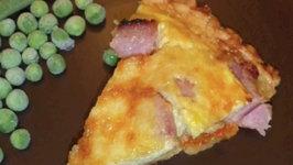 Quiche Recipe - Ham Quiche