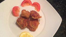 Punjabi Fish Pakora