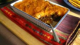 Sweet Potato and Beef Casserole