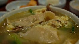 Japanese Pork Dumplings