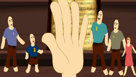 The Finger Family Rhyme with Awesome New Characters