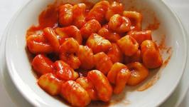Gnocchi of Potatoes
