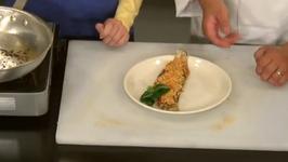 Baked Italian-Style Haddock