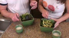 Nori Edamame Salad with Miso Sauce Recipe