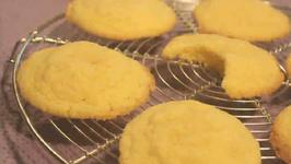 Soft Lemon Sugar Cookies: Cookie Jar
