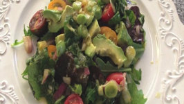 Two Easy Favorite Salad Dressings (Ginger Citrus and Balsamic Dijon)