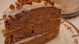 Betty's Happy Mother's Day Hummingbird Cake