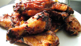 Chicken Wings With Garlic