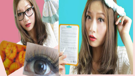 EOS Max Pure Brown Circle Lenses Review - Back To School Fashion
