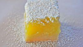 Lemon Bar Bites