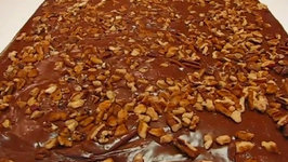 Betty's Texas Sheet Cake--Chocolate!