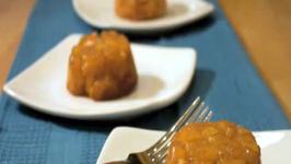 Fresh Pineapple Upside-Down Cupcakes: Cupcake Show 4