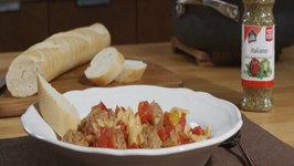 Italian-Style Meatball Stew