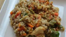 Kashi Lemongrass Coconut Chicken Made Better! Freezerburns (Ep561)