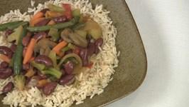 Quick Stir Fried Vegetables