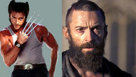 Hugh Wolverine Jackman  Achieves A Starved Look By Following A Water Diet