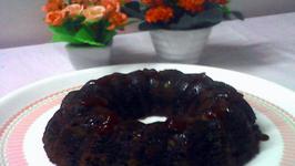 Choco Wine Cake