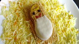 Away In A Manger Cookies