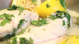 Lemon and Cilantro Chicken Breasts