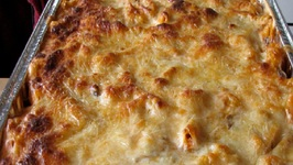 Wisconsin Cheese Pasta Casserole