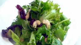 Three Quick, Inexpensive and Simple Salads