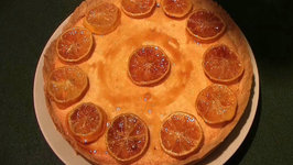Almond and Lemon Tart