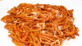 Filipino Style Spaghetti Part 2