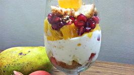 Yummy Yogurt Trifle