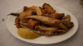 Pescaditos En Escabeche A La Andaluza