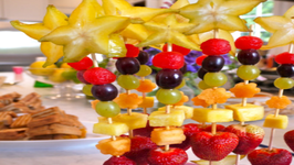 Fruit Wands - Fun Snacks for Kids - Weelicious