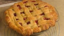 Strawberry Pie Crust