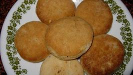 Molasses Whole Wheat Cookies