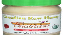 3 Benefits of Raw Organic Honey