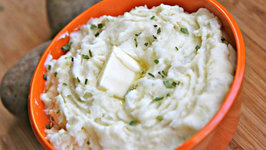 Cream Cheese Mashed Potatoes - My Fav