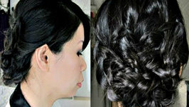 Quick and Easy 3-in-1 Braided Hairstyle Tutorial for Work or School or Night Out