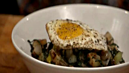 Deep Prep's Vegetarian Breakfast Hash