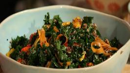Two Fresh Green Salads